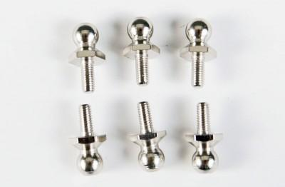 Ball head screw A*6PCS