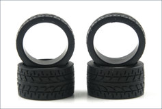MINI-Z Racing Radial Wide Tire 30#65439