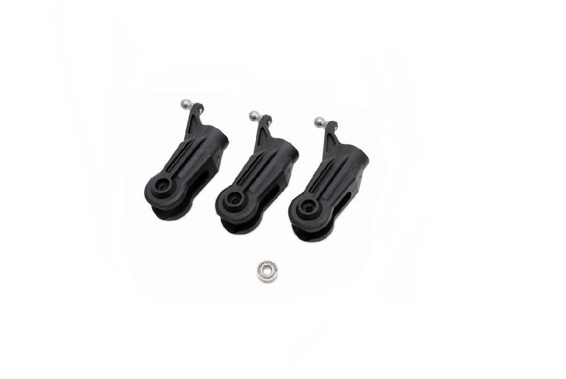 Mail rotor clip set