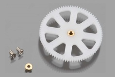 Traxxas Main Gear Lower/Bushings/Screws DR-1 (2)