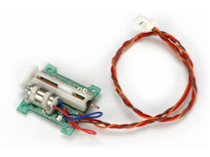 1.7-Gram Linear Long Throw Servo