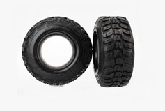 Tires, Kumho, ultra-soft (S1 off-road racing compound) (dual profile 4.3x1.7- 2.2/3.0'') (