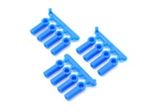 Heavy Duty Rod Ends (12) Blue