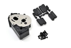 Traxxas Gearbox Housing and Mounts - Black