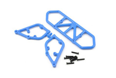 Slash 2wd Rear Bumper - Blue