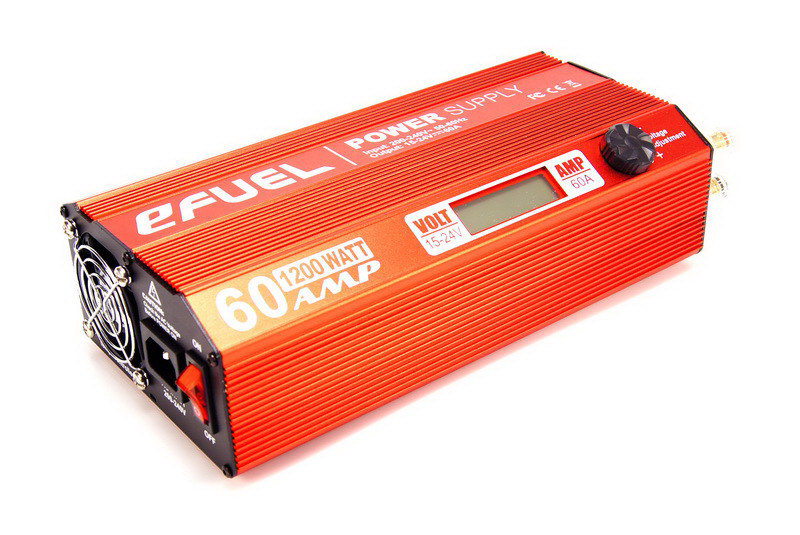 eFuel 1200W Powersupply