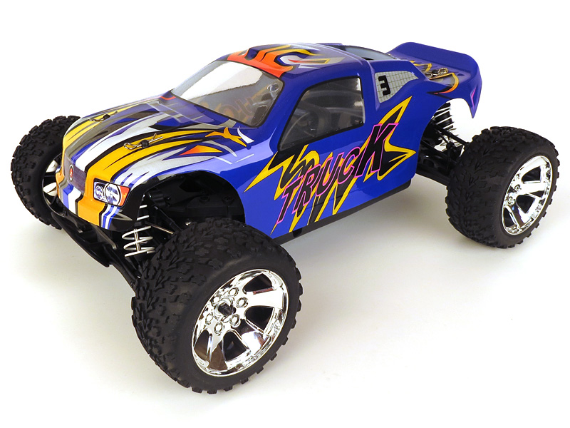 1:10 Off-Road Truggy 4WD, OS.18, RTR, 2.4G, Waterproof