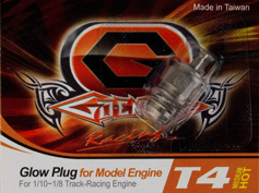 Turbo Glow Plug T4 (Medium Hot)
