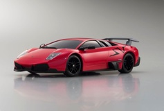 MR03 Sports R/S Murcielago LP670-4 Red