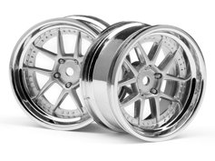 ����� 1/10 - DY-CHAMPION 26�� (CHROME/SILVER/6��/2��)