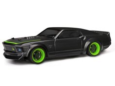 ����� 1/18 ��������� - 1969 FORD MUSTANG RTR-X (140��)