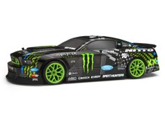 ����� 1/10 ��������� - 2013 FORD MUSTANG VAUGHN/MONSTER (200��)