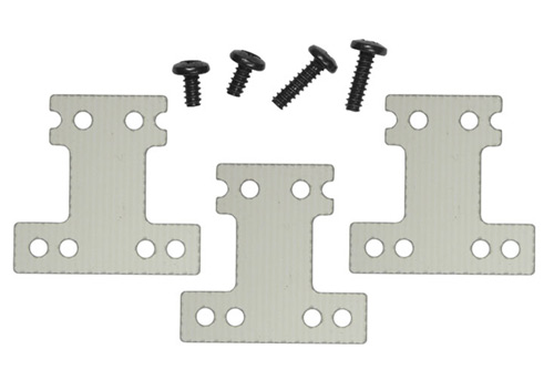 FRP Rear Suspension Plate Set(RM Type/MR