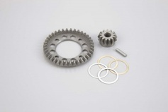 Steel Bevel Gear Set(38T)