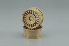 WHEEL /IMPREZA/24mm/GOLD/2PCS