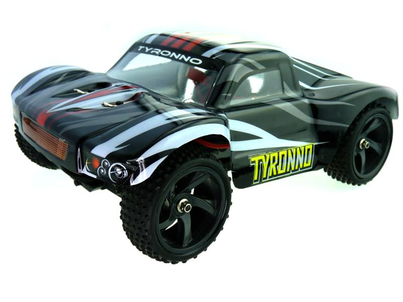 Шорткорс 1/18 4WD Электро - Iron Track Tyronno RTR  [ Tyronno 1:18 SCALE RTR 4WD ELECTRIC POWER SHORT COURSE W/2.4G REMOTE ]