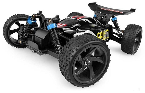Багги 1/18 4WD Электро - Iron Track Spino RTR  [ Spino 1:18 SCALE RTR 4WD ELECTRIC POWER BUGGY W/2.4G REMOTE ]