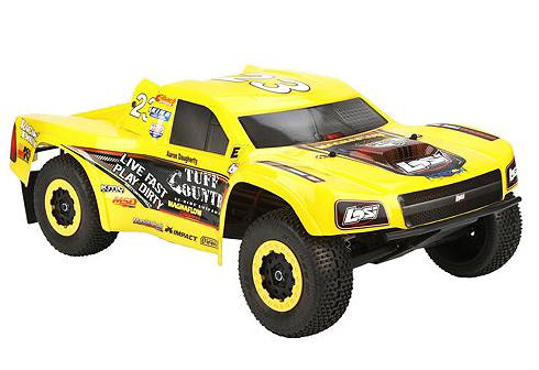 Шорткорс 1/10 - LOSI Tuff Country XXX-SCT (б/к) (ЛиПо, ЗУ в комплекте)