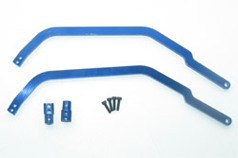 Aluminum Roll Bar(Giga Crusher/Blue/1pai