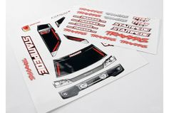 Decal sheets, Stampede