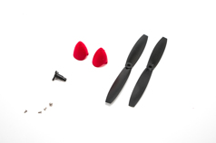 propeller set(red)