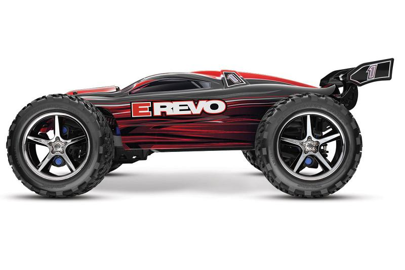 1/10 EP 4WD E-Revo TQi RTR (ready to Bluetooth module)