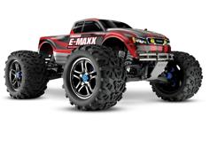 1/10 EP 4WD E-Maxx Brushless W/P TQi RTR+ NEW Fast Charger