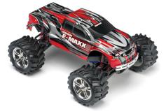 1/10 EP 4WD E-Maxx TQi RTR+ NEW Fast Charger