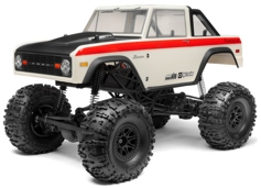 Краулер 1/10 - CRAWLER KING 1973 FORD BRONCO (2.4, влагозащита, полный компл.)  [ CRAWLER KING RTR WITH 1973 FORD BRONCO BODY ]
