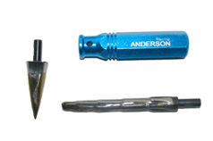 Anderson	DELUXE REAMER 4STEP + CONICAL