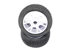 85046 Pre-Mounted Tires