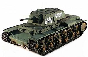 Танк KV-1 металл ИК