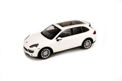 1/14 PORSCHE CAYENNE (White, Ni-Cd Battery)