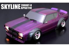 Кузов 1/10 - NISSAN SKYLINE PCG110 KEN&MARY (Cherry tail версия)