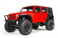 Axial SCX10™ 2012 Jeep® Wrangler Unlimited Rubicon 4WD KIT набор для сборки электро Краулера 1:10