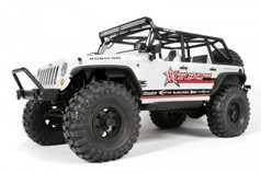 Axial SCX10 2012 Jeep Wrangler Unlimited C/R Ed. 4WD RTR электро модель для Трофи-Триала 1:10 2.4GHz