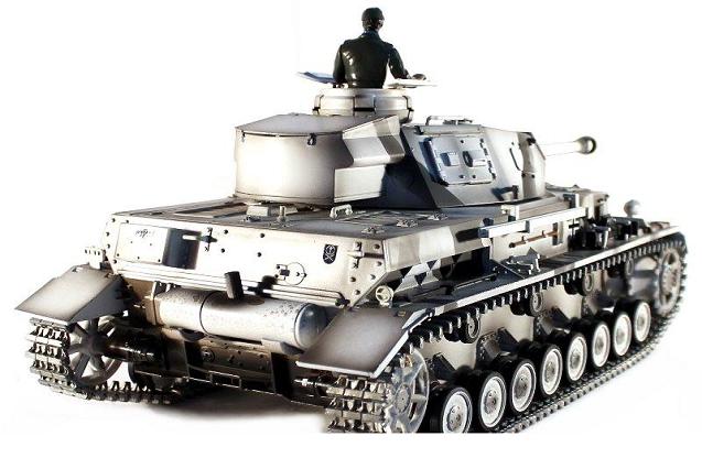 Танк Panzerkampfwagen IV AUSF.HC пневмо