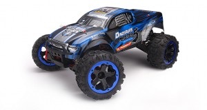 Remo Hobby Dinosaurs Master 5 4WD RTR электро Монстр 1:8 (б/к система) 2.4GHz влагозащита