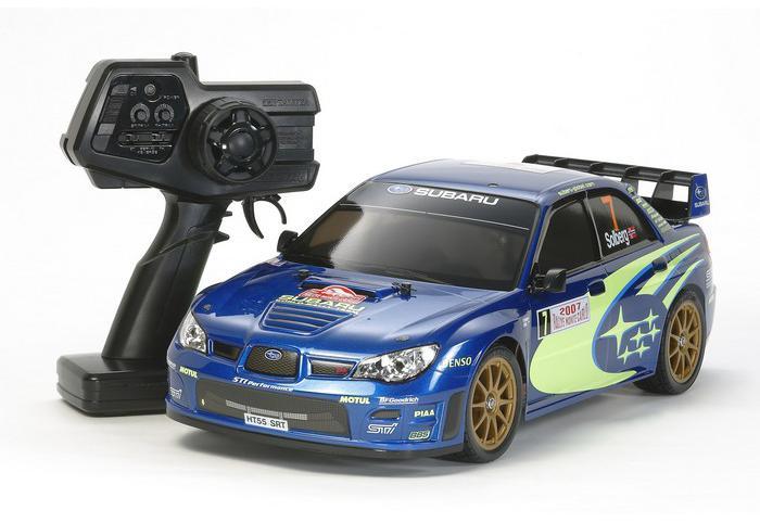 SUBARU IMPREZA WRC '07