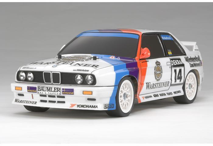 Туринг 1/10 - XBS Schnitzer BMW Cl