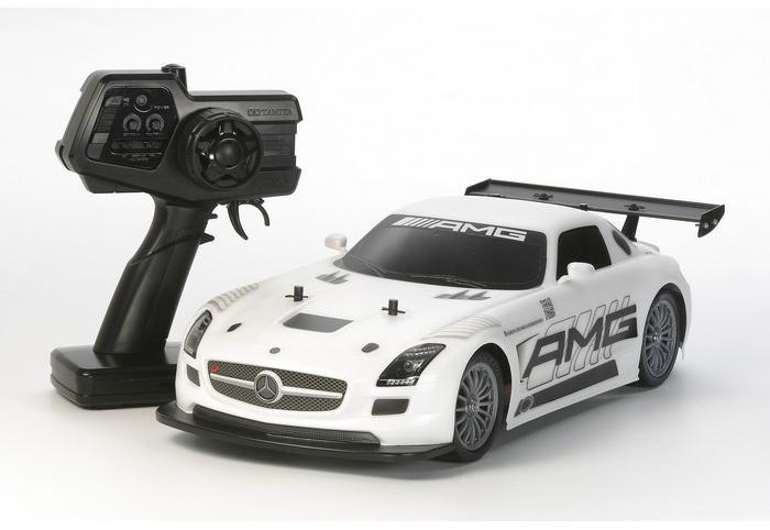 ТУРИНГ 1/10 - XBS MERCEDES-BENZ SLS AMG GT3