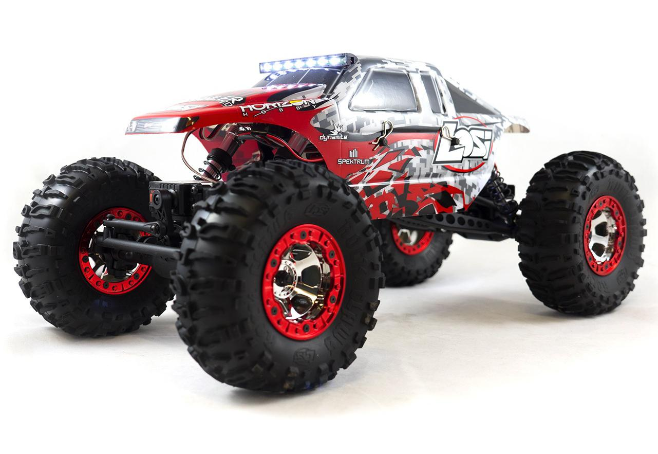 Краулер 1/10 - Losi Night Crawler 2.0 (4WD RTR)  [ Losi Night Crawler 2.0 ]