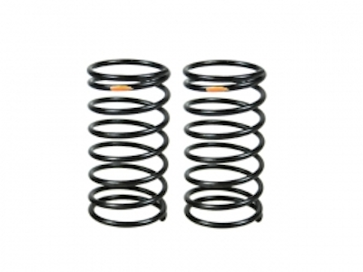 Damper Spring M1.2 x 31 (8) Color- Orange For Sakura D3