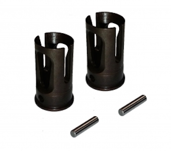 Solid Axle Outer Joint(Heavy Duty) For 3racing Sakura Zero