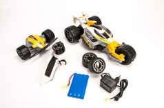 1/12 3 in 1 transformation off-road vehicle with Ni-Cd