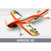 Самолет Techone Arrow 3D EPP COMBO размах 800 мм