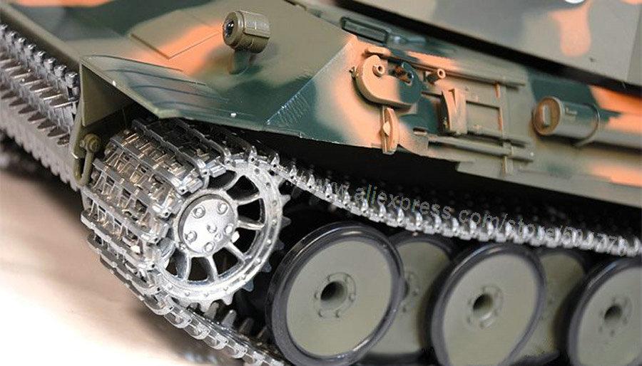 Гусеницы на модель танка своими руками видео