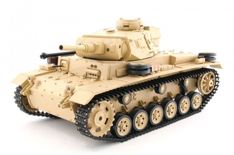 Танк TAUCH PANZER AUSF.H 1/16