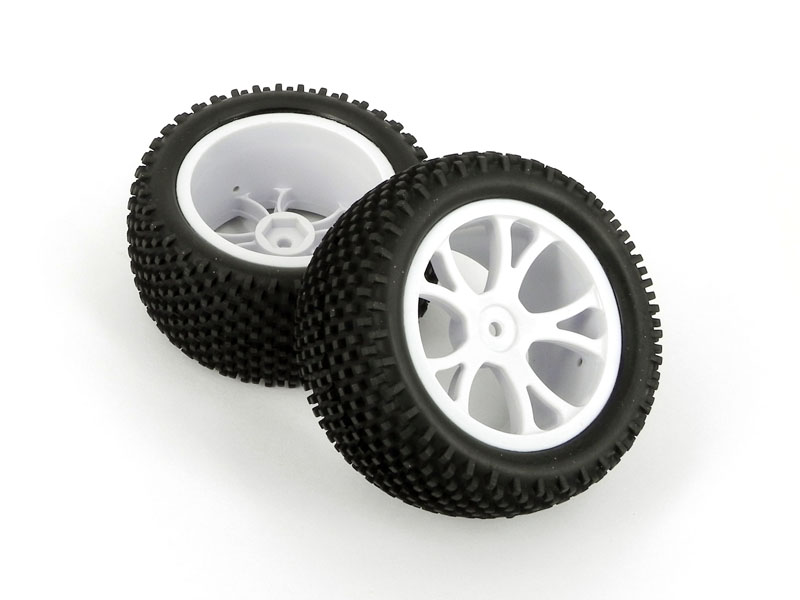 10448 Rear Buggy Tyre Set