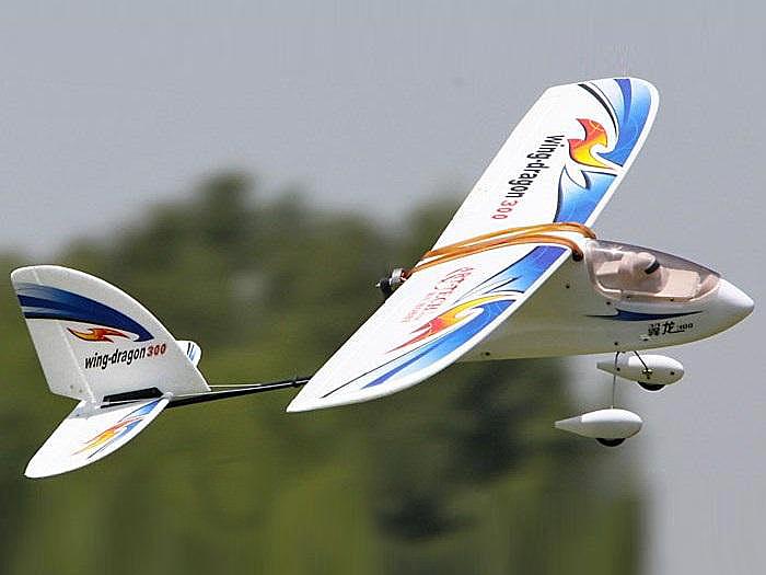 Радиоуправляемые модели самолеты